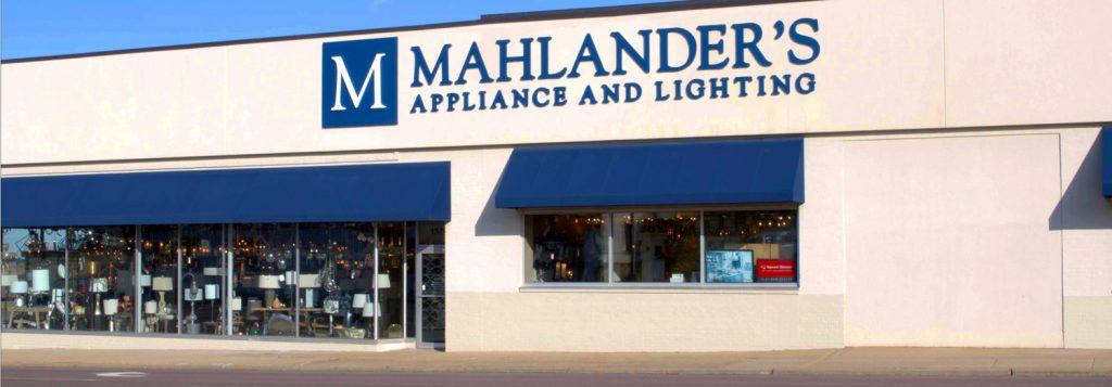 Mahlander's Showroom Building