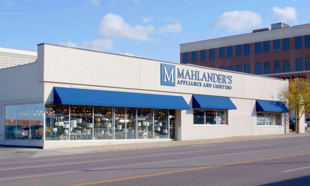 Mahlander's Exterior